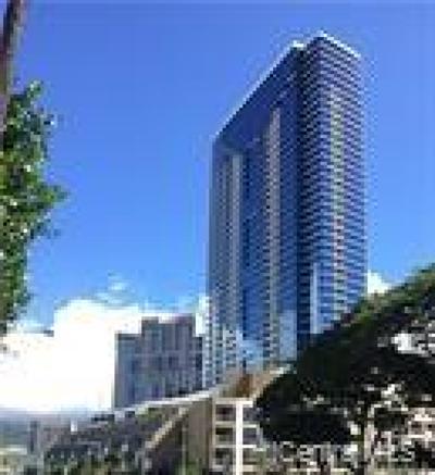 Hawaii County, Honolulu County Rental For Rent: 555 South Street #4205