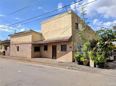 Honolulu Multi Family Home For Sale: 1428 Auld Lane