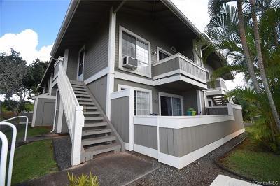 Waipahu Condo/Townhouse For Sale: 94-1340 Kulewa Loop #A