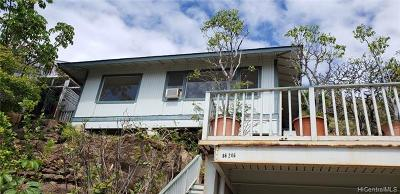 Waianae HI Single Family Home For Sale: $510,000