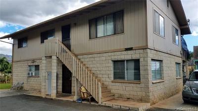 Waianae Single Family Home For Sale: 87-233 Ohiohi Place