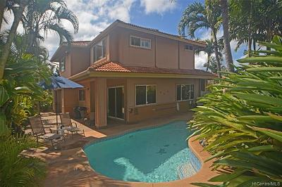 Kapolei Single Family Home For Sale: 91-1001 Hokuimo Street