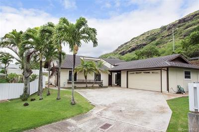 Honolulu Single Family Home For Sale: 7415 Makaa Place