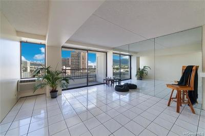 Honolulu Condo/Townhouse For Sale: 2333 Kapiolani Boulevard #2204