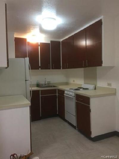 Waipahu Condo/Townhouse For Sale: 94-245 Leowahine Street #3036