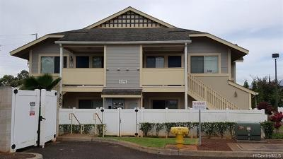 Mililani Condo/Townhouse For Sale: 951008 Ukuwai Street #102