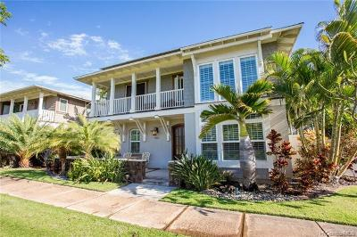 Ewa Beach Single Family Home For Sale: 91-1074 Waikai Street