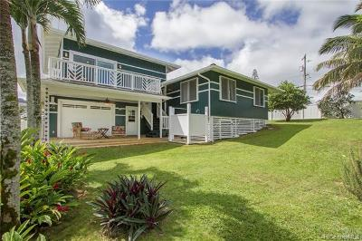 Kaneohe Single Family Home For Sale: 45-663 Pua Alowalo Street