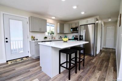 Haleiwa Single Family Home For Sale: 66-386 Haleiwa Road #3