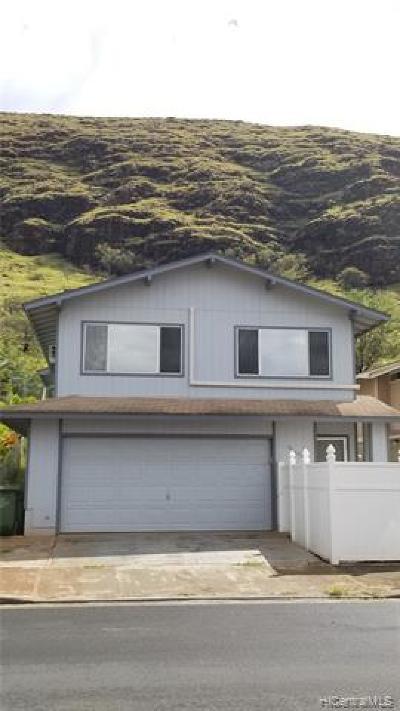 Waianae Single Family Home For Sale: 86-149 Leihoku Street