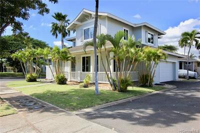 Kapolei Single Family Home For Sale: 91-1002d Opuku Street