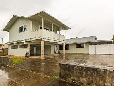 Kailua Single Family Home For Sale: 1220 Punana Loop