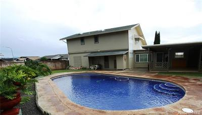 Mililani Single Family Home For Sale: 94-130 Kaholo Place