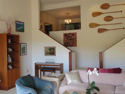 Single Family Home For Sale: 1429 Hoakoa Place #9