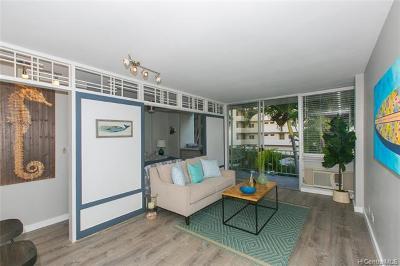 Honolulu HI Condo/Townhouse For Sale: $355,000