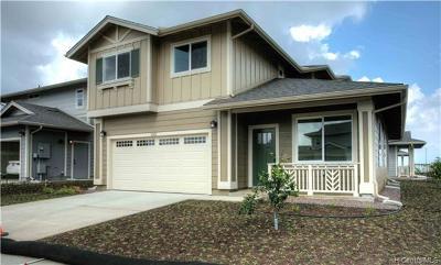 Ewa Beach Single Family Home For Sale: 91-1523 Aniania Street #Lot 145