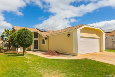 Waipahu Single Family Home For Sale: 94-1080 Hanauna Street