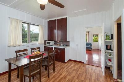 Single Family Home For Sale: 67-357 Farrington Highway
