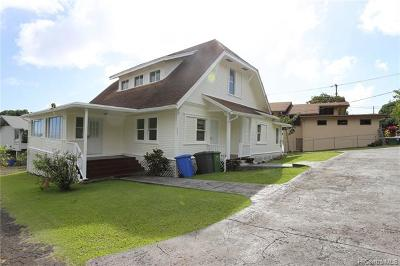Central Oahu, Diamond Head, Ewa Plain, Hawaii Kai, Honolulu County, Kailua, Kaneohe, Leeward Coast, Makakilo, Metro Oahu, N. Kona, North Shore, Pearl City, Waipahu Rental For Rent: 2451 E Manoa Road
