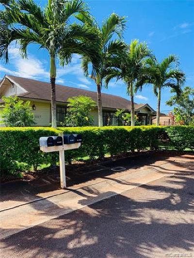 Waipahu Single Family Home For Sale: 94-1017 Kuoo Street