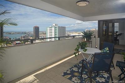 Honolulu Condo/Townhouse For Sale: 1255 Nuuanu Avenue #E2002