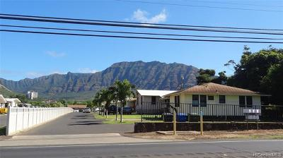 Honolulu County Single Family Home For Sale: 84-570 Farrington Highway #C