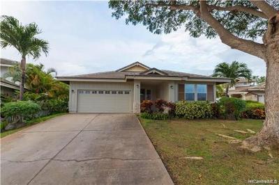 Kapolei Single Family Home For Sale: 92-1015 Koio Drive #S42
