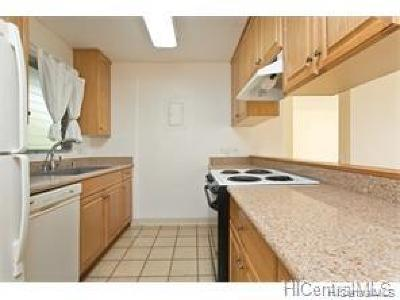 Aiea Condo/Townhouse For Sale: 98-719 Iho Place #5703