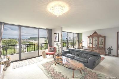 Honolulu Condo/Townhouse For Sale: 2781 Kapiolani Boulevard #702