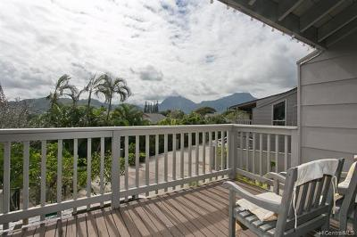 Kaneohe Condo/Townhouse For Sale: 45-995 Wailele Road #57