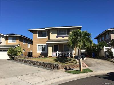 Waipahu Single Family Home For Sale: 94-522 Halemoe Place