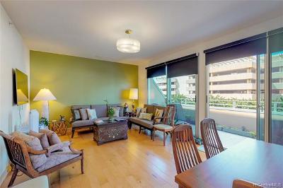 Honolulu HI Condo/Townhouse For Sale: $1,259,000