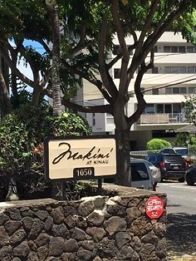 Honolulu HI Condo/Townhouse For Sale: $325,000