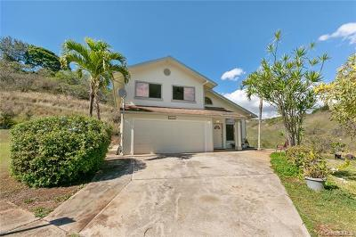 Kapolei Single Family Home For Sale: 92-143 Amaui Place