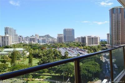 Rental For Rent: 1860 Ala Moana Boulevard #1203