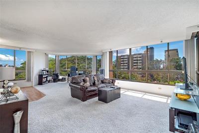 Honolulu Condo/Townhouse For Sale: 1040 Lunalilo Street #402