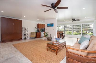Waialua Condo/Townhouse For Sale: 68-615 Farrington Highway #23A