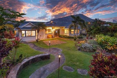 Single Family Home For Sale: 7414 Makaa Street