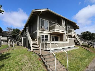 Waipahu Condo/Townhouse For Sale: 94-1410 Polani Street #30C