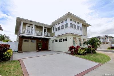 Ewa Beach Single Family Home For Sale: 91-1117 Kaihohonu Street