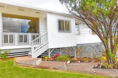 Kapolei Single Family Home In Escrow Showing: 92-649 Newa Street