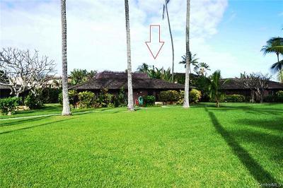 Waialua Condo/Townhouse For Sale: 68-615 Farrington Highway #18B