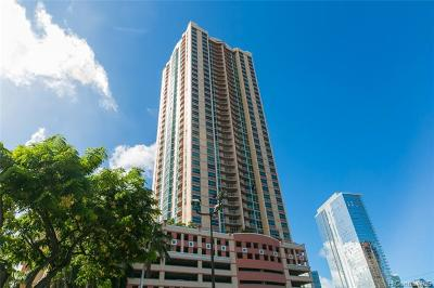 Hawaii County, Honolulu County Condo/Townhouse For Sale: 801 S King Street #4004