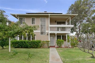 Ewa Beach Single Family Home For Sale: 91-1152 Makaaloa Street