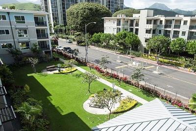 Kailua  Condo/Townhouse For Sale: 409 Kailua Road #7-310