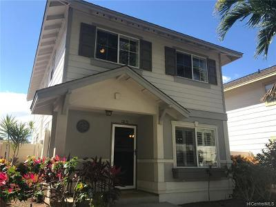 Single Family Home For Sale: 91-1184 Kaiopua Street