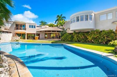 Single Family Home For Sale: 4901 Kalanianaole Highway #C