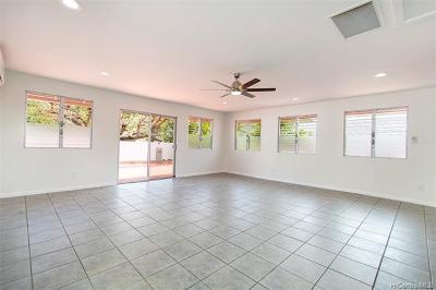 Single Family Home For Sale: 843 Papalalo Place