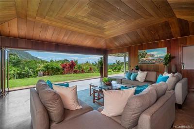 Kaneohe Single Family Home For Sale: 49-074 Kamehameha Highway #C
