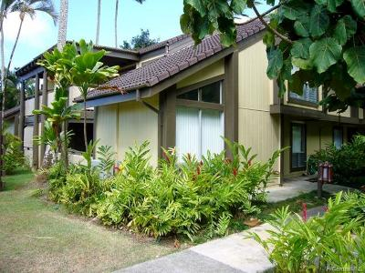 Kaneohe Condo/Townhouse For Sale: 46-318 Haiku Road #80
